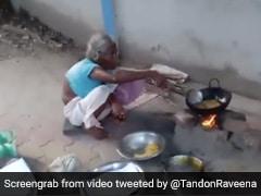 'बाबा का ढाबा' के बाद पकौड़े बेचने वाली महिला का Video हुआ वायरल, रवीना टंडन ने भी लगाई मदद की गुहार