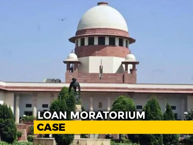 """Video : Centre's Interest Waiver Plan Fails To Deal With """"Many Issues"""": Top Court"""