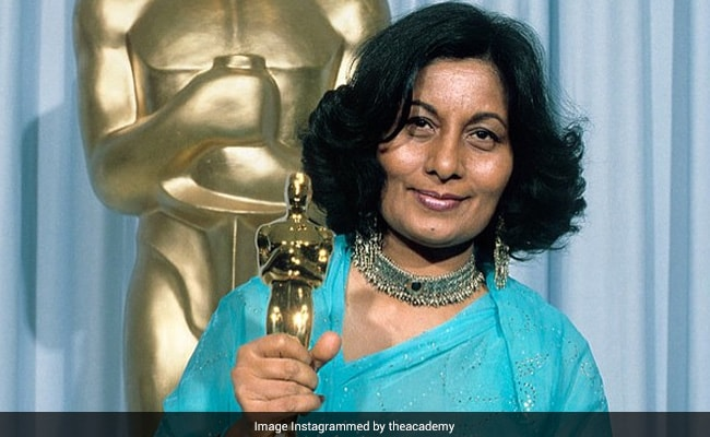 Costume Designer Bhanu Athaiya, India's First Oscar Winner, Dies At 91