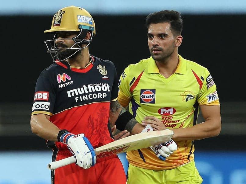 IPL 2020, RCB vs CSK, Royal Challengers Bangalore vs Chennai Super Kings, Face-Off: Virat Kohli vs Deepak Chahar