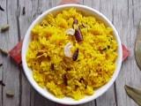 Video : How To Make Basanti Pulao | Easy Basanti Pulao Recipe Video