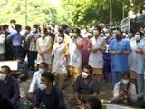 Video : Pay Us Or We Stop Work, Warn Covid Warriors At Delhi's Hindu Rao Hospital