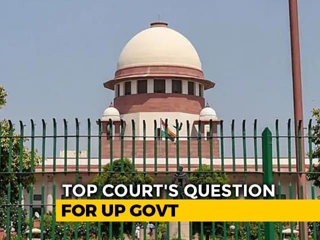 Video : Update Us On Hathras Witness Protection Plan: Supreme Court To UP