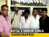 Video : 2 Minor Girls Abducted, Gang Raped in Rajasthan
