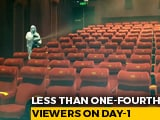 Video : 4 Arrive To Watch Movie In 150-Seat Delhi Theatre As Cinema Halls Reopen