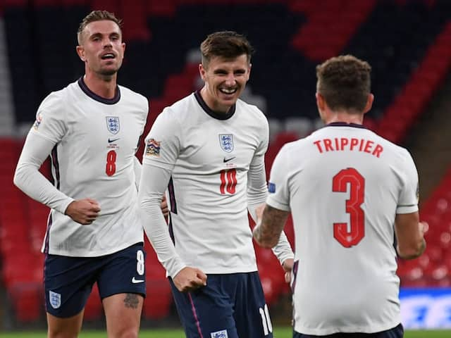 Nations League: England Bounce Back To Beat Belgium 2-1, Go Top Of Group