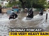 Video : Chennai Waterlogged As 20 Centimetre Rain Reminds Of 2015 Floods