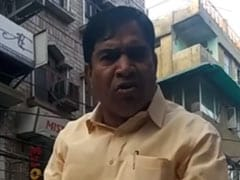 दिल्ली : ट्रैफिक पुलिस कर्मी और पूर्व मेयर के बीच विवाद, वीडियो वायरल हुआ