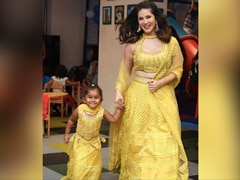 Sunny Leone Pledged To Do This On Her Daughter Nisha's 5th Birthday