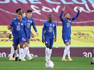 Premier League: Hakim Ziyech Stars As Chelsea Sweep Aside Burnley