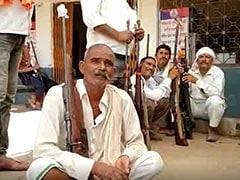 चम्बल के बीहड़ों की 'शान' डेढ़ माह के लिए पुलिस थानों के मालखानों में बंद