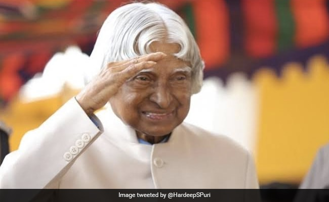 APJ Abdul Kalam's Death Anniversary: Know About The 'Missile Man Of India'