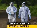 Video : India's New Covid Cases Up By 14 Per Cent In A Day, Tally Past 80 Lakh
