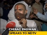 "Video : ""I Too Won't Leave PM Modi Till My Last Breath"": Chirag Paswan To NDTV"