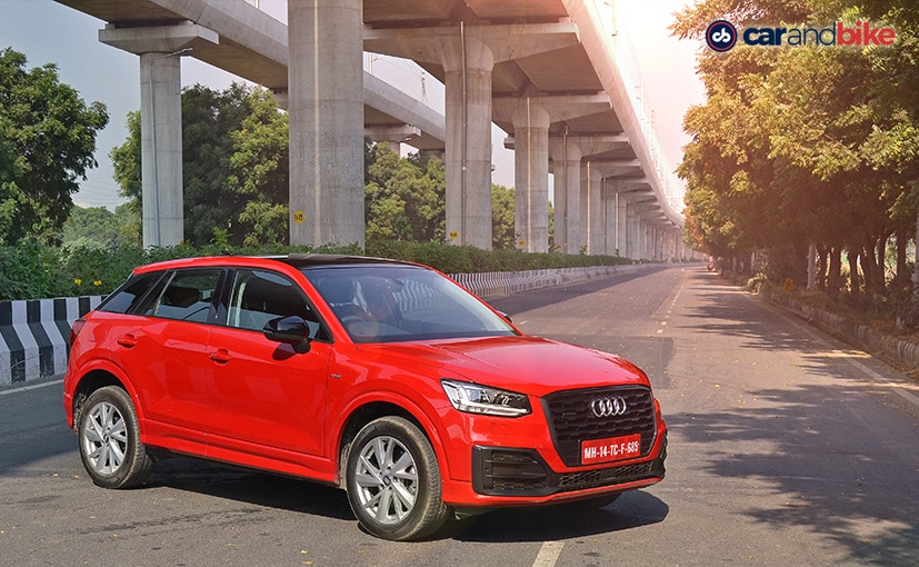 The Audi Q2 prices range from Rs. 34.99 lakh and go up to Rs. 48.89 lakh