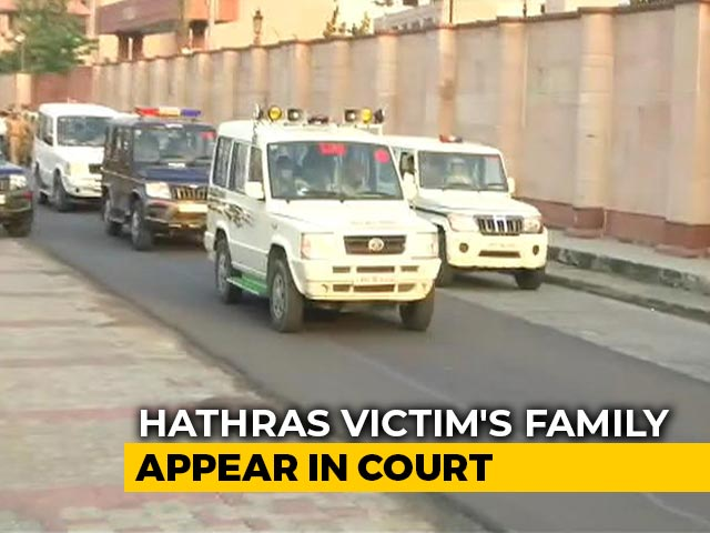 """Video : """"What If It Was A Rich Girl"""": High Court Questions Hathras Cremation"""