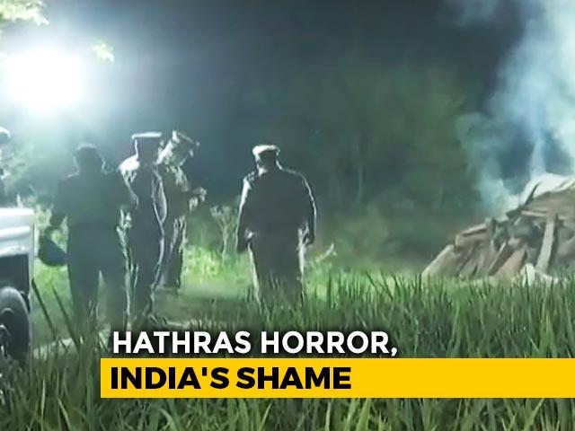 Video : Hathras Horror: No Dignity Alive, No Dignity In Death