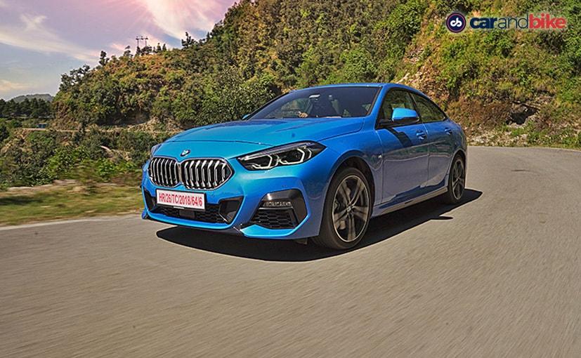 BMW की यह पहली चार दरवाज़ों वाली सेडान है जो 4-डोर कूप बॉडीस्टाइल में आई है