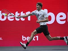 Zverev Wins Cologne ATP As Auger-Aliassime Loses 6th Straight Final