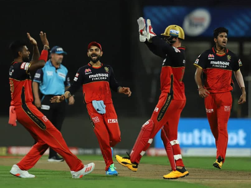 IPL 2020 Highlights, RCB vs KKR Todays Match Live Updates: AB de Villiers Fireworks See RCB Thrash KKR By 82 Runs