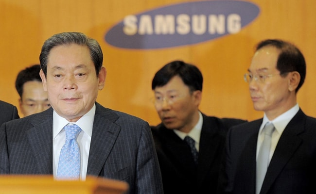 Samsung's Lee Family To Pay More Than 12 Trillion Won Inheritance Taxes