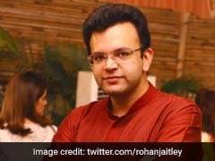 Arun Jaitley's Son Rohan Files Nomination For DDCA President's Post