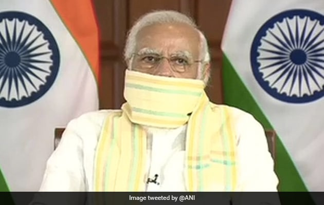'Bright Youngsters...': PM Modi Condemns Killing Of 3 BJP Workers In J&K