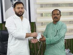 बिहार विधानसभा चुनावों से पहले BSP को झटका, RJD में शामिल हुए भरत बिंद