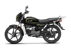 Hero Splendor+ Black And Accent With Custom Graphics Launched For The Festive Season; Priced At Rs. 64,470