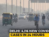Video : Is Delhi's Covid Spike Related To Air Pollution?
