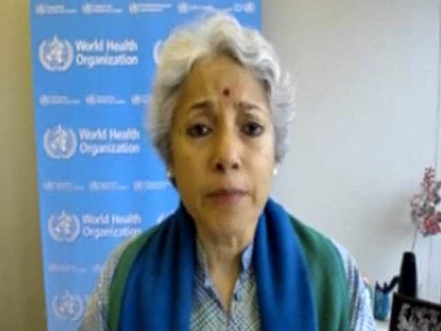 Video : We Will Get COVID Vaccine In The Middle Of Next Year: Soumya Swaminathan