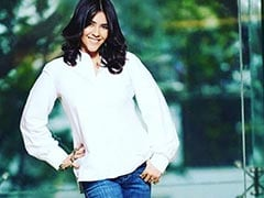 "Ekta Kapoor Says She Was A ""Disaster"" In This Photoshoot. We Think She Did Well"