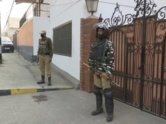 NIA Raids Rights Activist, Kashmir NGOs, Trusts In Terror Funding Case