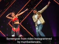 नोरा फतेही ने रेड ड्रेस में प्रभु देवा संग Garmi Song पर किया धमाकेदार डांस, देखें वायरल Video