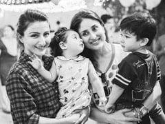 Kareena Kapoor's Birthday Greeting For Sister-In-Law Soha Ali Khan Is Everything