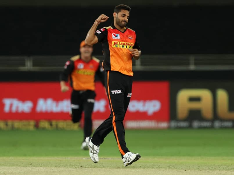 "IPL 2021: ""Orange Or Nothing,"" Says Bhuvneshwar Kumar Shares Message For SRH Fans. Watch"
