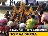 Video : Kolkata Bids Farewell To Goddess Durga