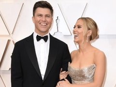 Actress Scarlett Johansson Marries Comedian Colin Jost In An Intimate Ceremony