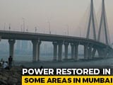 Video : Power Restored In Most Parts Of Mumbai, Uddhav Thackeray Orders Probe