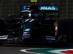 F1: Bottas Beats Hamilton For Pole At Imola