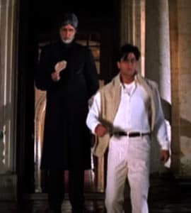 Memories Of Mohabbatein How Amitabh Bachchan And Shah Rukh Khan Marked 20 Years Of The Film