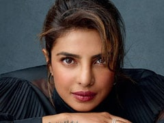 "Priyanka Chopra Unveils Cover Of Her Memoir <I>Unfinished</i>: ""My Life Is Not A Fairytale"""