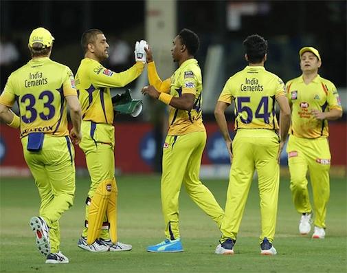 IPL 2020: Chennai Super Kings vs Rajasthan Royals Live Updates