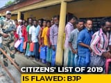 Video : Assam NRC's Fresh 'Ineligibles' Drive Aimed At Assembly Polls, Say Activists