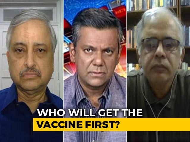 Video : Vaccine Distribution: What's The Centre's Roadmap?