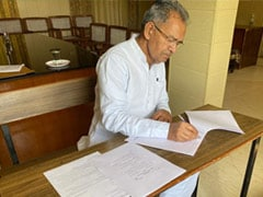 Jannayak Janta Party MLA Ishwar Singh Appears For MA Exams At 72
