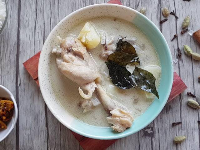 Video : How To Make Chicken Stew | Easy Chicken Recipe Video