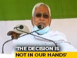 Video : Thorny Reservation Issue Shows Differences Between BJP, Nitish Kumar