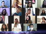 Video : Fan Wall With BTS India Army