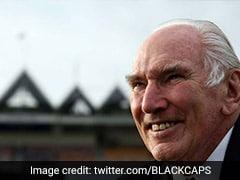 New Zealand's First Victorious Test Cricket Captain John Reid Dies Aged 92